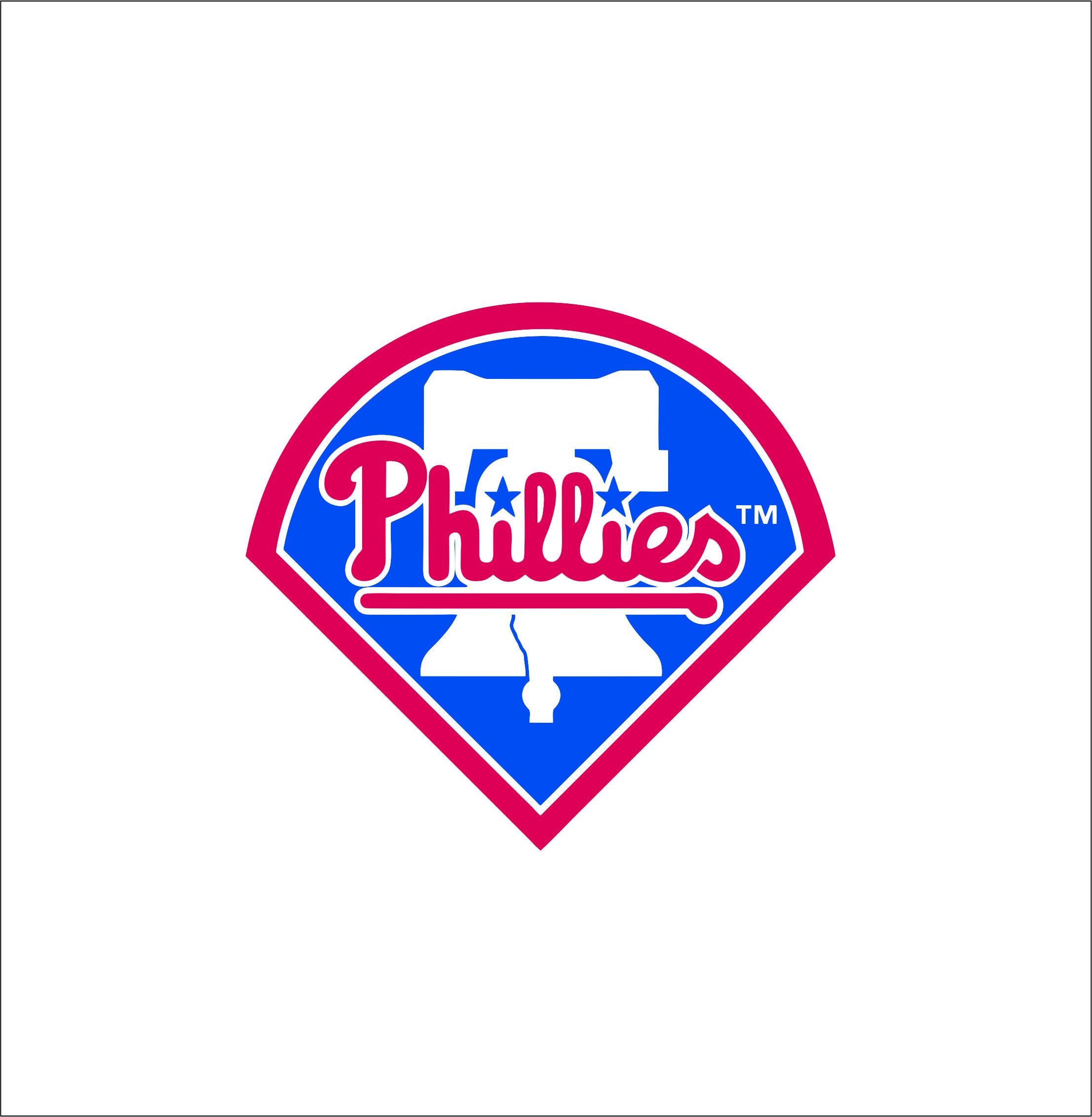 Philadelphia Phillies Logo Svgprinted
